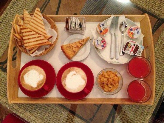 La Locandiera: Fantastica colazione