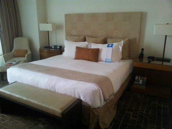 Kimpton EPIC Hotel: *Komfortables Bett*