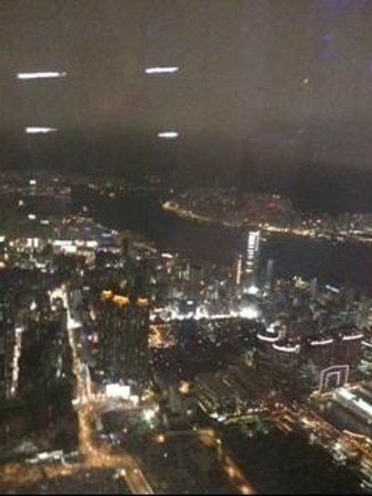 J3 Private Tours Hong Kong: View from Ozone,