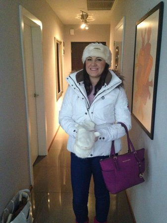 4 Seasons Apartments Cracow: me
