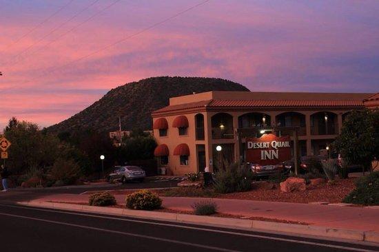 Desert Quail Inn : Hotel