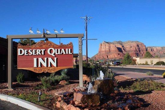 Desert Quail Inn : Great location