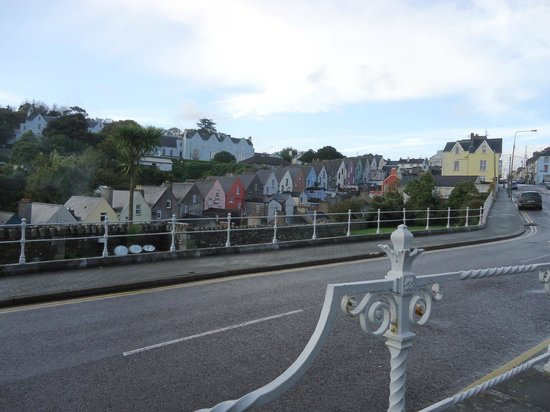 Cobh Cathedral : The view from the front entrance area