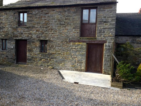 The Old Dairy Farm: The Cottage