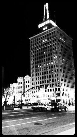 Kimpton Hotel Monaco Salt Lake City: Walking downtown :)