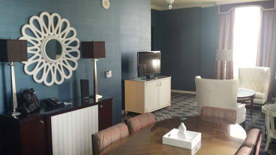 Kimpton Hotel Monaco Salt Lake City: Loved our suite!