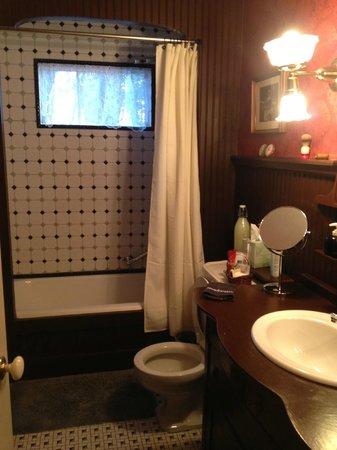 Sherlock Holmes bathroom