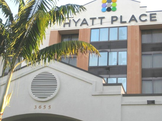 Hyatt Place Miami Airport-West/Doral: Hyatt Place Miami