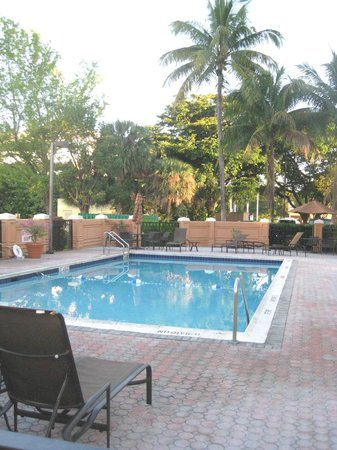 Hyatt Place Miami Airport-West/Doral: Pool