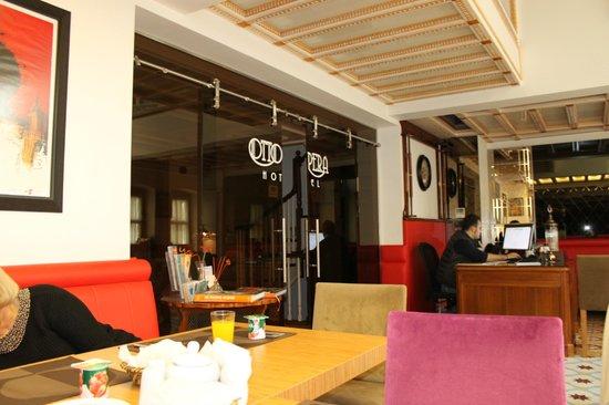 ottopera Hotel : Receptie