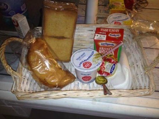B&B AgriSesto: Petit déjeuner de substitution