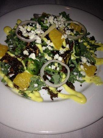 SeaVenture Restaurant: salad