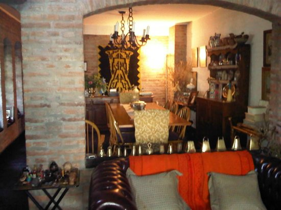 Altos de Agronomia B&B: Living