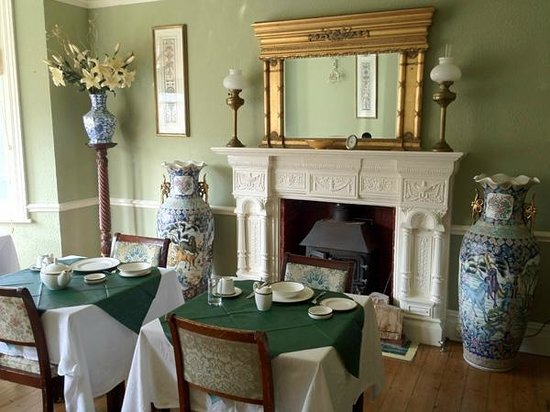 The Park House: Dining room
