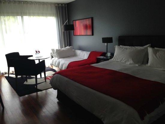 Fierro Hotel Buenos Aires: quarto