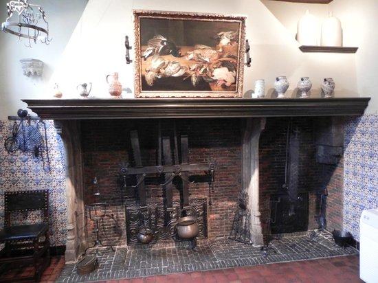 Rubens House (Rubenshuis) : Кухня