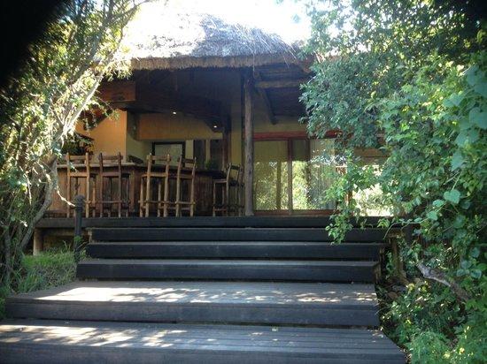 Waterbuck Game Lodge: Bar