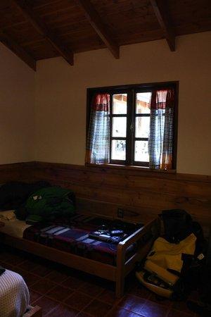 Pucon Kayak Hostel : My favorite hosteria room... #9
