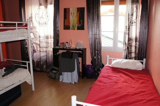 Le Village Hostel: 3 mixed bedroom ensuite