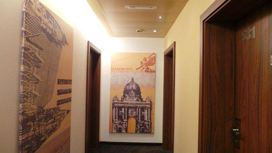 Imlauer Vienna : Rooms