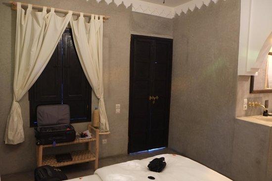 Riad Shambala : Exit door of senior suite