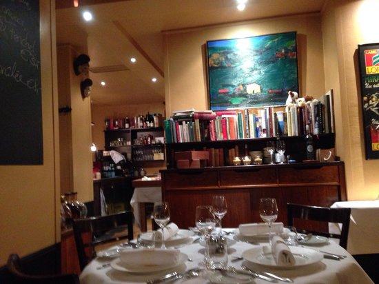 La Mirabelle : Restauranten