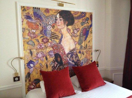 Timhotel Tour Montparnasse: Camera