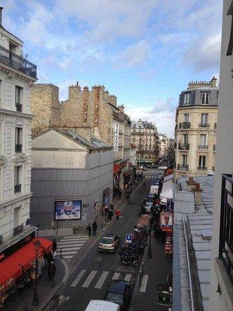 Timhotel Tour Montparnasse: Vista