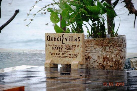 Qunci Villas Hotel : accueil