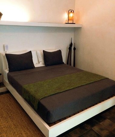 Viroth's Villa : Huge and comfortable bed