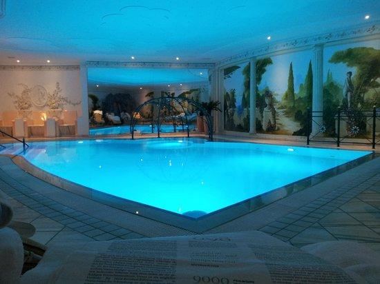 Vila Vita Rosenpark: Pool