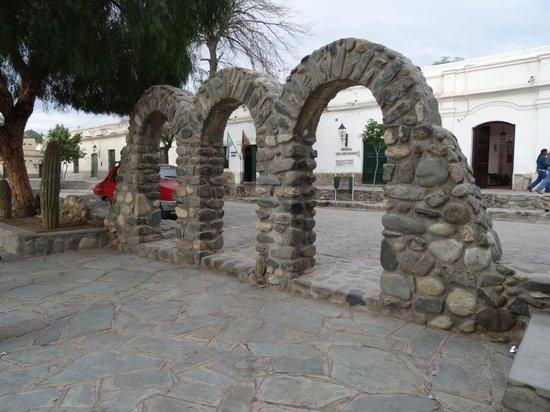 Hotel Pueblo Antiguo: Place de Cachi