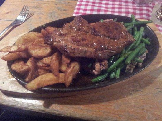 Palmbrau Gasse : Meine Mahlzeit.