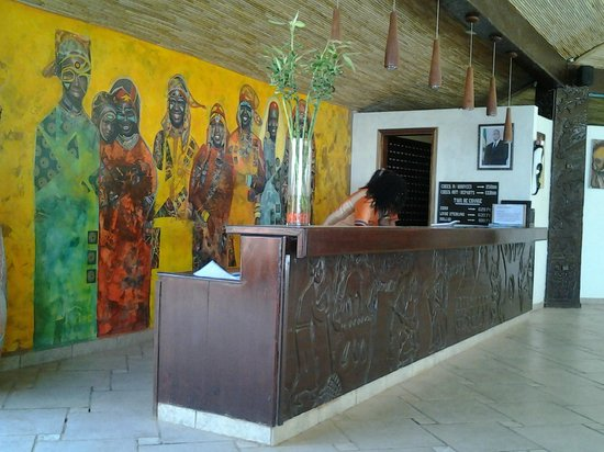 Royal Horizon Baobab : Reception