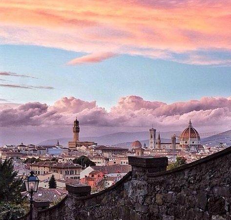 Condotta House: panorama di Firenze