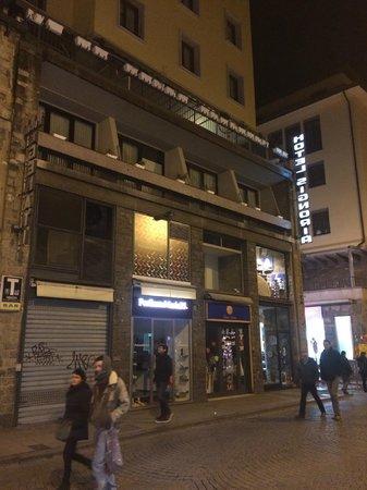 Hotel Della Signoria: Ingresso Hotel