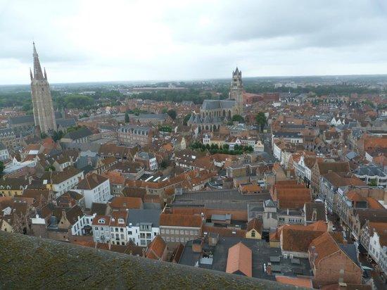 Historic Centre of Brugge : С Белфорта