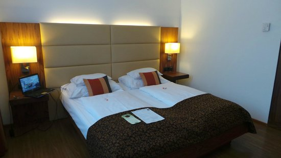 Hotel Imlauer Wien: Bed