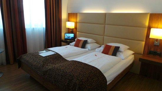 Imlauer Vienna: Bed