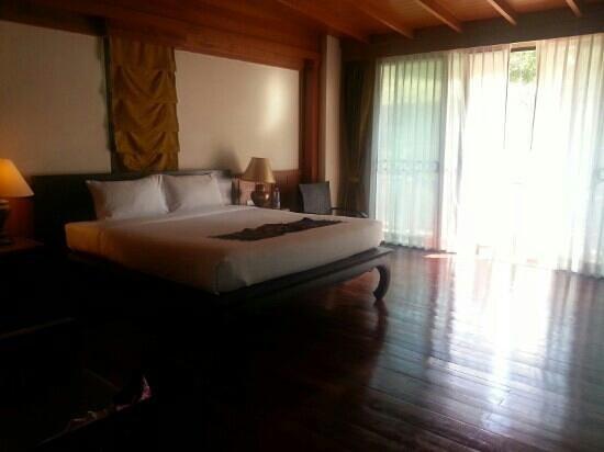 Q Signature Samui Beach Resort: chambre
