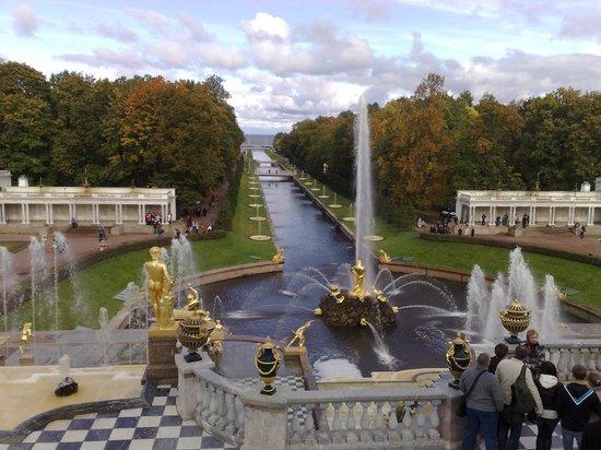 TJ Travel: Вид с парапета двореца
