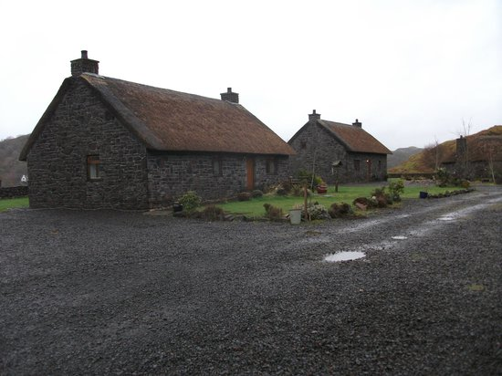 Clan Cottages: Two of the four cottages