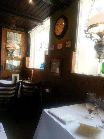 Restaurant Schoennemann: Interior