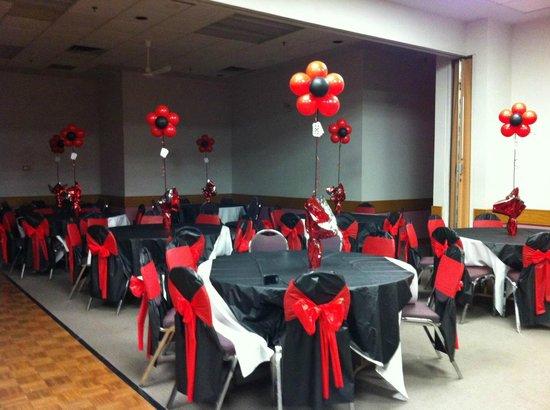 Confederation Inn : banquet hall
