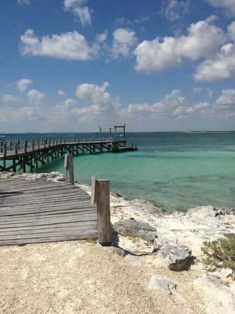NIZUC Resort and Spa: The pier