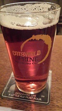 Royal Oak Inn: A Pint of 'Codger' Ale
