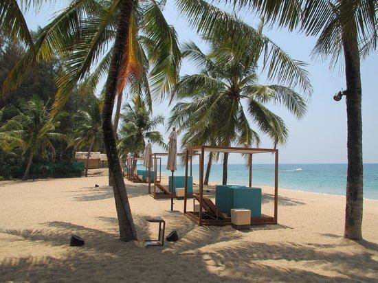 Maikhao Dream Villa Resort and Spa : spiaggia del mai khao