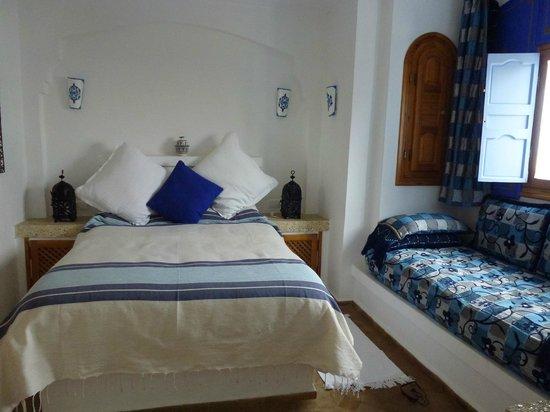 Hotel Al Alba : Una bonita suite