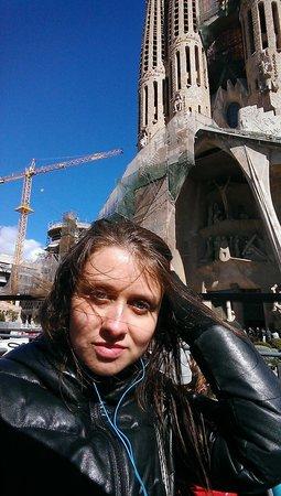 Sagrada Família : очень красиво