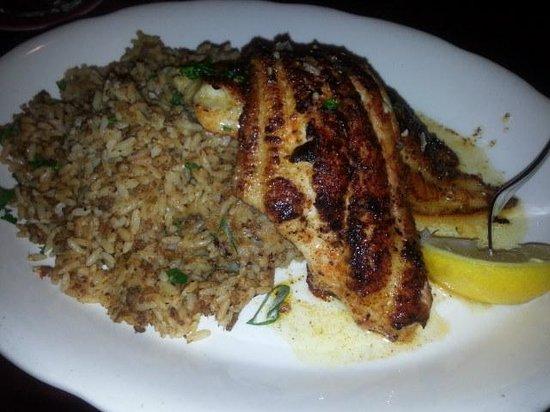 Pappadeaux Seafood Kitchen: Catfish